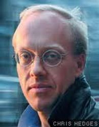 Chris Hedges - formerly NY TIMES