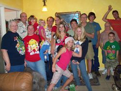 My Family & Friends,  Christmas 2010