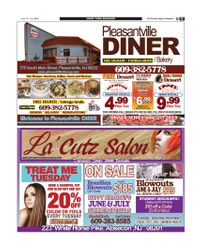 PLEASANTVILLE DINNER AND LA CUTZ SALON