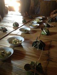 Food after the Seminar