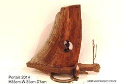 PORTALS   timber