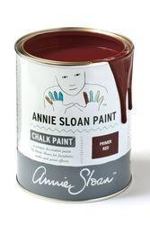 Primer Red Chalk Paint Annie Sloan