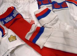 Admiral replica shorts n socks