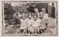 Marklesburg School Picnic Photo