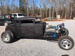 53.29 Ford Model A 5 window coupe