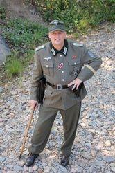 Gebirgsjäger Oberleutnant: