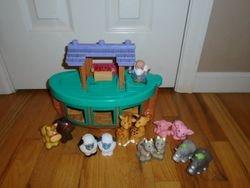 Fisher Price Little People Noah's Ark - $22
