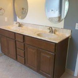 Bathroom Remodel, Port Deposit, Md.