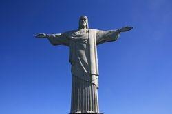 Christ The Redeemer - Corcovado, Rio