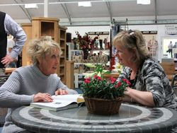 Chat with Carol Klein