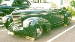 1940 Convertiable