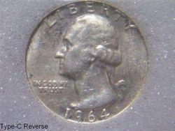 1964-D Type-C Reverse