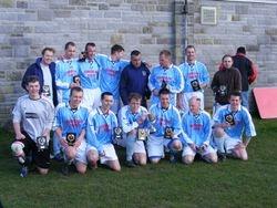 Mens double winners 2007-08