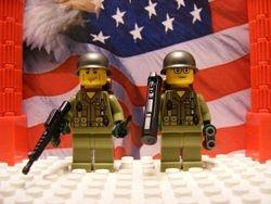 U.S. Army Soldiers - Vietnam War