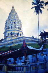 293 Ayer Itam Buddhist Temple Penang