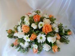 Bridal Table Arrangement  #R4
