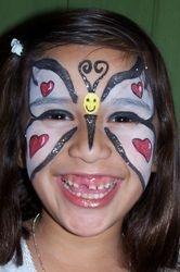 Joyful Faces Butterfly