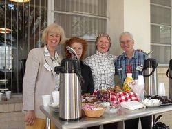 Carol Palin and Coffee Club