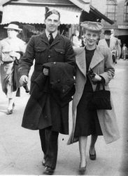 Stan and his wife Beryl