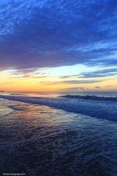 Vivid Morning Blue