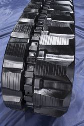 Offset Link Style Rubber Tracks