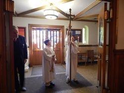 Praparing for Mass