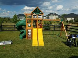 backyard discovery swing set assembly service in woodbridge VA