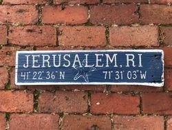Jerusalem, RI