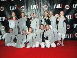Junior Dance Team takes first