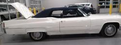 17.70 Cadillac Coupe DeVille
