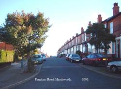 Farnham Road, Handsworth. 2003.