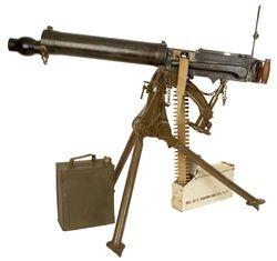 Vickers Machinegun