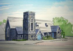 Cashmere Presbyterian Church