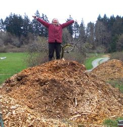 Celebrating Ramial Wood Chips