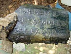 Turners Sarsaparilla.