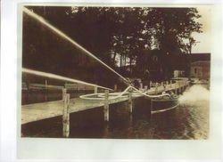 Delavan Lake Fire Boat 1931-1953