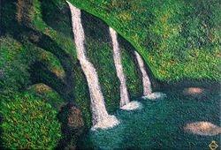 Hawaiian falls, 2012