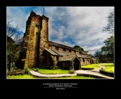St Bartholomew's & St John's Church, Great Harwood, England