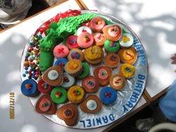 CC4 - Dragon Protected Cupcakes
