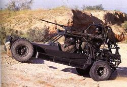 Desert Patrol Vehicle (Dune Buggy):