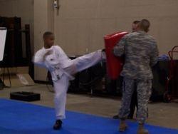 Brandon Doing Kicking