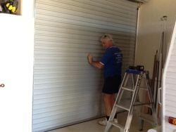 Installation of Roller Door