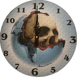 Oxygene 3 Clock