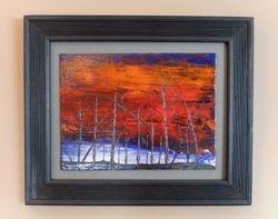 Burnt Ash, 12x9 $150
