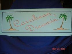 CARRIBEAN DREAMIN'