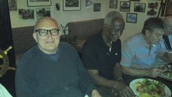 Lee Bronson, Clive Myers & Steve Grey