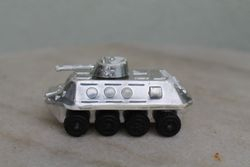 Tarybine tankete BMP. Kaina 7 Eur.