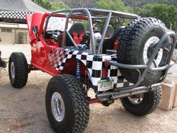 Jame's Jeep
