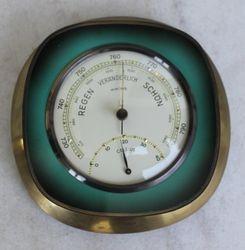 Barometras, termometras. Kaina 13