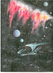 The Enterprise 1701-D